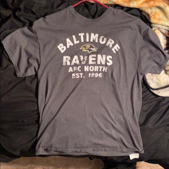 Other - Baltimore Ravens shirt